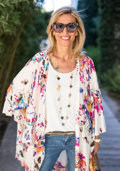Floral-Print-Duster-And-Ivory-Top-Jacket-Society-Prod-1