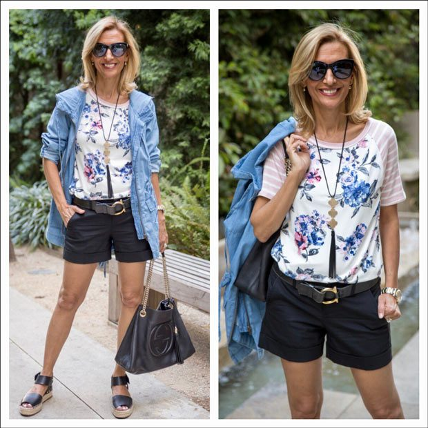 womens-jackets-and-shorts-a-cool-summer-combo-Jacket-Society-featured
